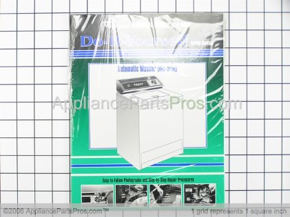 Whirlpool Automatic Washer (belt Drive)-Whirlpool Repair Manuals 677813L from AppliancePartsPros.com