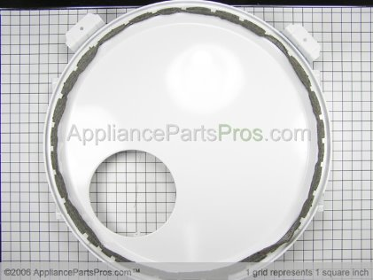 Whirlpool Back-Ivory 33001106 from AppliancePartsPros.com