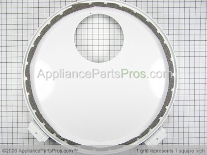 Whirlpool Back, Tumbler 33001801 from AppliancePartsPros.com