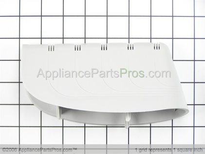 Whirlpool Baffle, Drip (rear) 22001985 from AppliancePartsPros.com