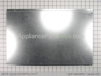 Whirlpool Baffle, Main Top 74004502 from AppliancePartsPros.com