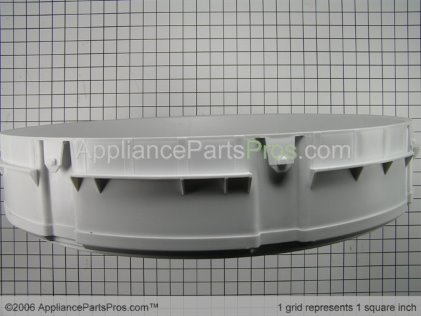 Whirlpool Balance Ring 27001052 from AppliancePartsPros.com