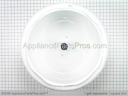 Whirlpool Basket W10358259 from AppliancePartsPros.com