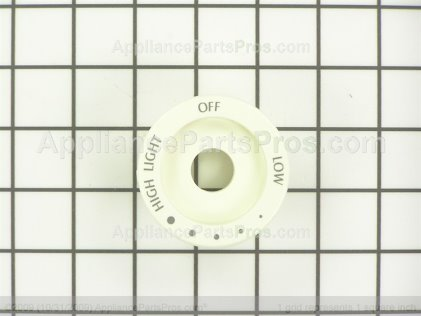 Whirlpool Bezel, Knob (bsq) 74006439 from AppliancePartsPros.com