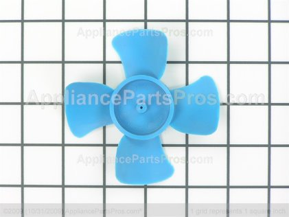 Whirlpool Blade, Evaporator Fan 61004522 from AppliancePartsPros.com