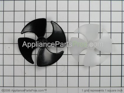 Whirlpool Blade-Fan W10116797 from AppliancePartsPros.com