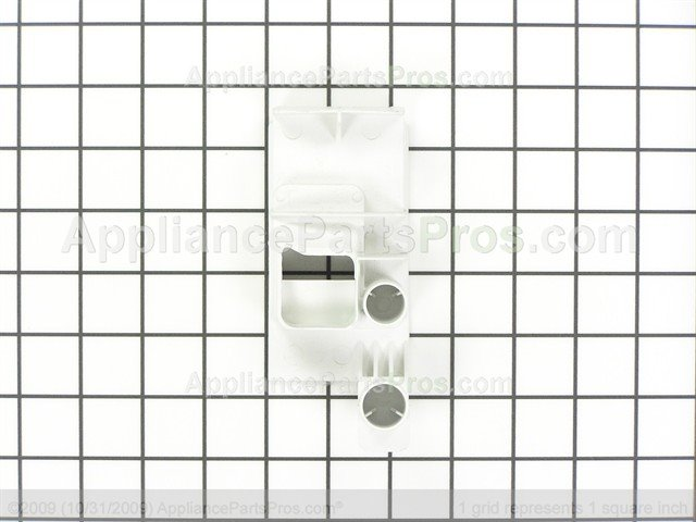 Whirlpool 8182665 Bleach Softener Siphon White
