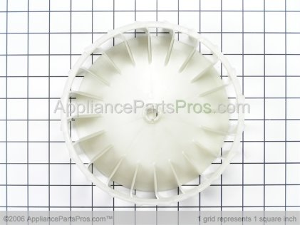 Whirlpool Blower Wheel 31001043 from AppliancePartsPros.com