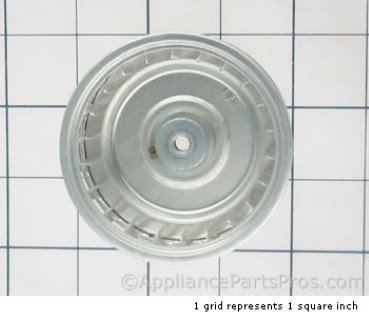 Whirlpool Blower Wheel 4162741 from AppliancePartsPros.com