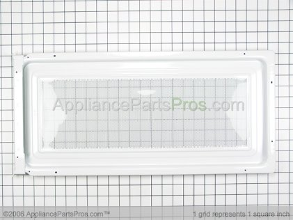 Whirlpool Body, Door (includes 1) (white) 8185107 from AppliancePartsPros.com