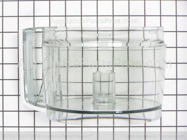 Whirlpool 4176267 Bowl 600 Series White