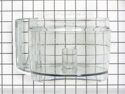 Whirlpool Bowl ((600 Series)) (white) 4176267 from AppliancePartsPros.com