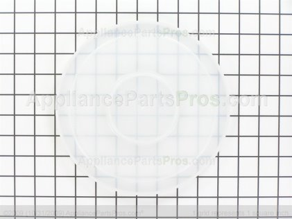 Whirlpool Bowl Cover, Plastic Non-Sealing 3177925 from AppliancePartsPros.com