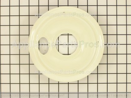 "Whirlpool Bowl, Drip (6""-Bsq W/hole) 74004993 from AppliancePartsPros.com"