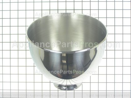 Whirlpool Bowl-Mixer 242550-2 from AppliancePartsPros.com