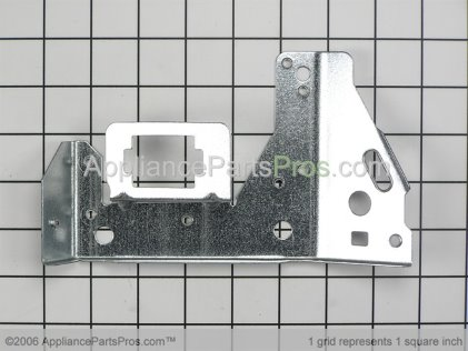 Whirlpool Bracket, Corner (lt) 33002474 from AppliancePartsPros.com