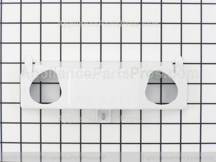 Whirlpool Bracket, Dual Crisper Light 2256035 from AppliancePartsPros.com