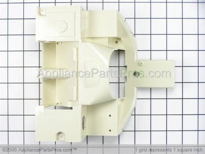 Whirlpool Bracket, Fountain (alm) 61003408 from AppliancePartsPros.com