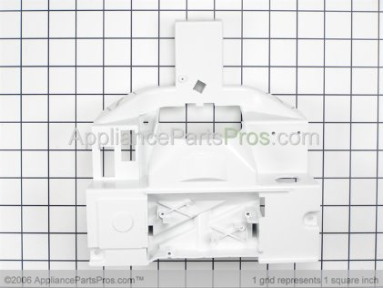 Whirlpool Bracket, Fountain (wht) 61003615 from AppliancePartsPros.com