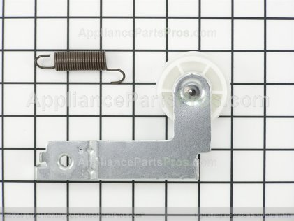 Whirlpool Bracket-Idler-Spring 12002777 from AppliancePartsPros.com