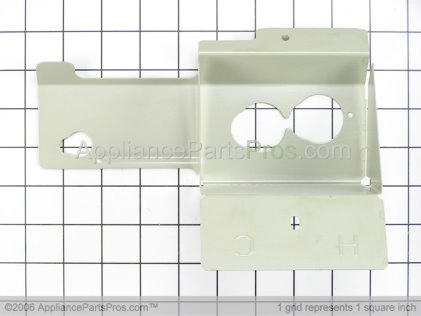 Whirlpool Bracket, Water Valve 33002212 from AppliancePartsPros.com