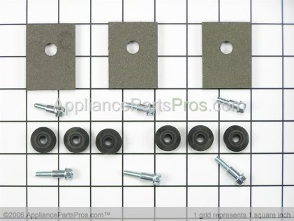 Whirlpool Brake Pad Kit R9900543 from AppliancePartsPros.com