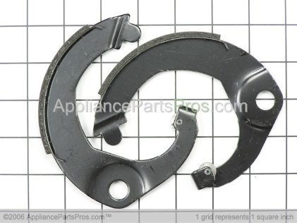 Whirlpool Brake Shoe 285438 from AppliancePartsPros.com