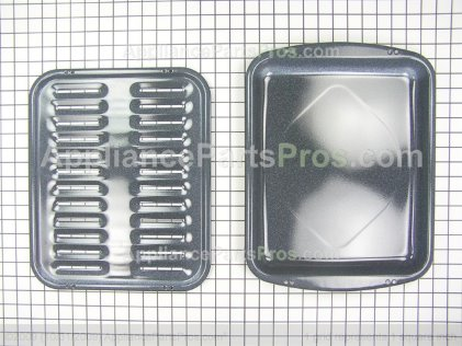 Whirlpool Broil Pan Set 4396923 from AppliancePartsPros.com