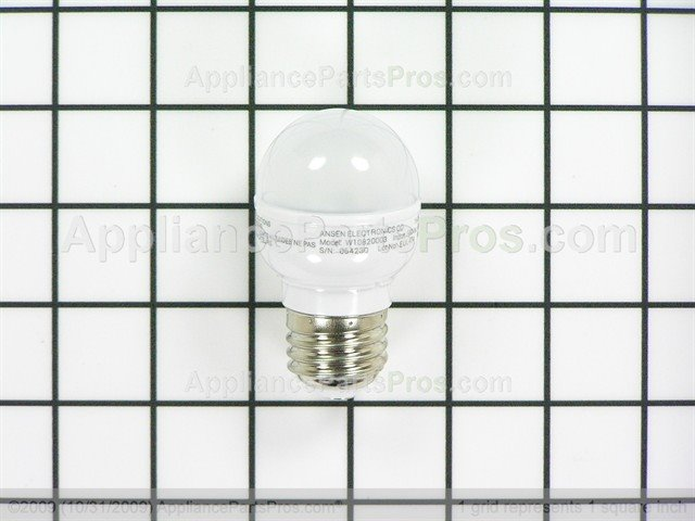 Whirlpool W10865849 Bulb Light Led Appliancepartspros Com