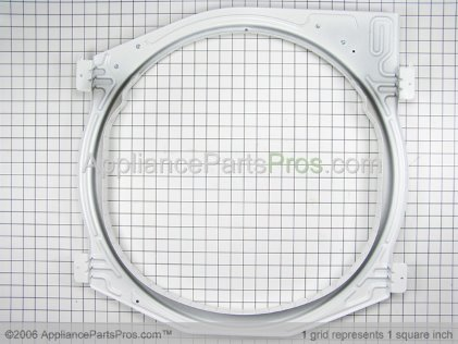 Whirlpool Bulkhead 503756W from AppliancePartsPros.com