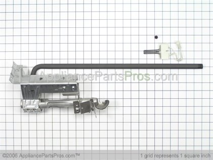 Whirlpool Burner Assembly (gas, 60 Hz) 279990 from AppliancePartsPros.com