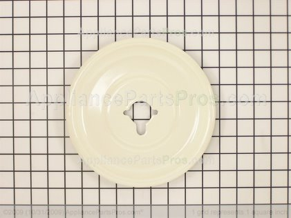Whirlpool Burner Bezel (biscuit) 3191818 from AppliancePartsPros.com