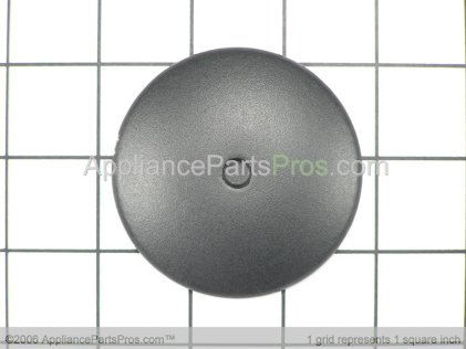 Whirlpool Burner Cap (black) 3192487 from AppliancePartsPros.com