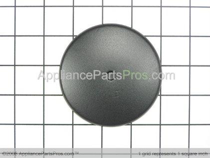 Whirlpool Burner Cap (black) 3192489 from AppliancePartsPros.com