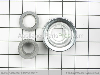Whirlpool Burner Cap W10125641 from AppliancePartsPros.com