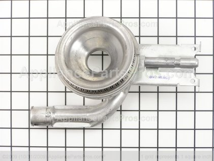 Whirlpool Burner, Front 70001385 from AppliancePartsPros.com