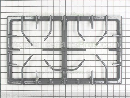 Whirlpool Burner Grate 74007865 from AppliancePartsPros.com