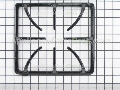 Whirlpool Burner Grate 74009133 from AppliancePartsPros.com
