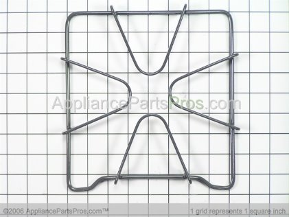 Whirlpool Burner Grate 8053391 from AppliancePartsPros.com