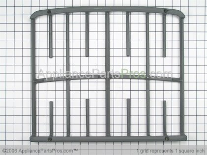 Whirlpool Burner Grate 8285887CG from AppliancePartsPros.com