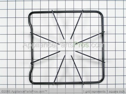Whirlpool Burner Grate Kit 1430291 from AppliancePartsPros.com