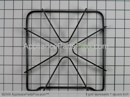 Whirlpool Burner Grate Y07517400 from AppliancePartsPros.com