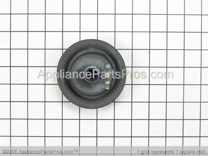 Whirlpool Burner, Sealed (mte Blk) 12001495 from AppliancePartsPros.com
