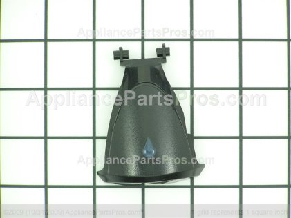 Whirlpool Button, Sports Fill(black) 12665402B from AppliancePartsPros.com