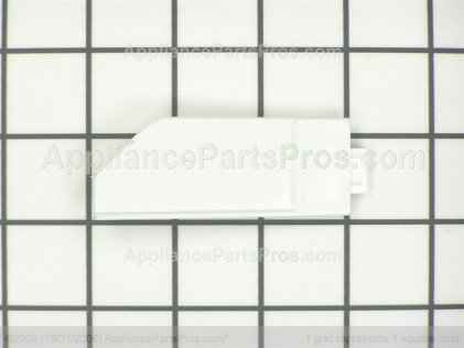 Whirlpool Cap, Crisper Pan (right Side) 2223286 from AppliancePartsPros.com