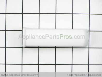 Whirlpool Cap, Handle (wht) 61005395 from AppliancePartsPros.com