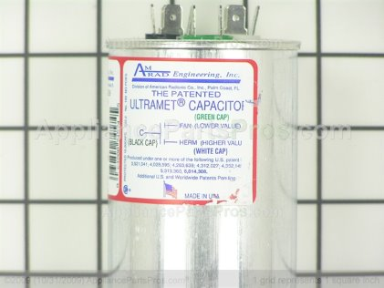 Whirlpool Capacitor 1186639 from AppliancePartsPros.com
