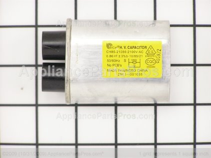 Whirlpool Capacitor 2501-001035 from AppliancePartsPros.com