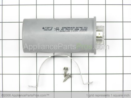Whirlpool Capacitor 4318106 from AppliancePartsPros.com