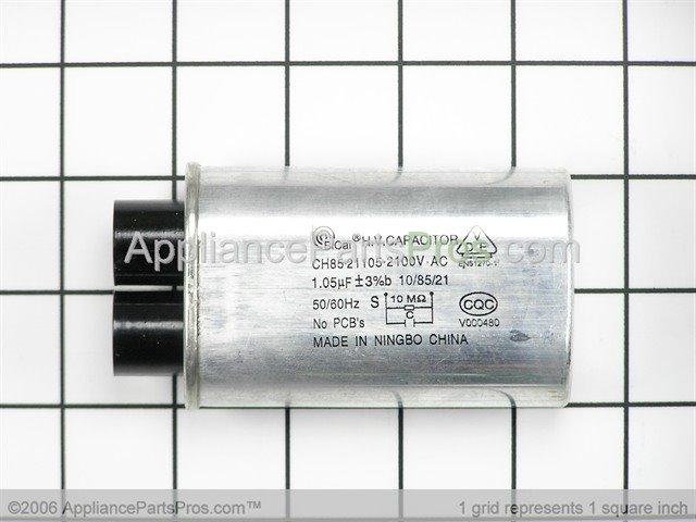 Whirlpool W10138798 Capacitor H V Appliancepartspros Com